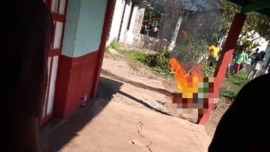 Photo of VIDEO: La situación en Cacahoatán está tensa.