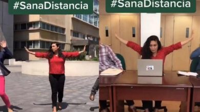 Photo of IMSS lanza original TikTok para su campaña de Sana Distancia