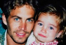 Photo of El emotivo mensaje de la hija de Paul Walker en aniversario de su muerte