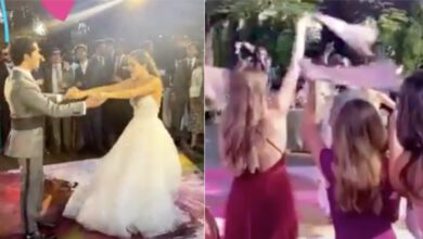 Photo of Sin tapabocas ni sana distancia, familia de Claudio X. González hace boda de 200 personas (VIDEO)