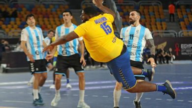 Photo of Gauthier Mvumbi, el 'Shaquille O'Neal' del balonmano