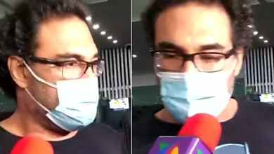 "Photo of VIDEO: ""¡Haz tu pin… micrófono para allá!"". El actor Eduardo Yáñez agrede a reportero en CdMx"