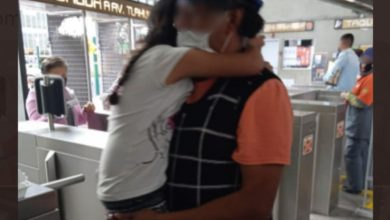 Photo of Niña escapa del maltrato de su madre y sale a buscar a su papá
